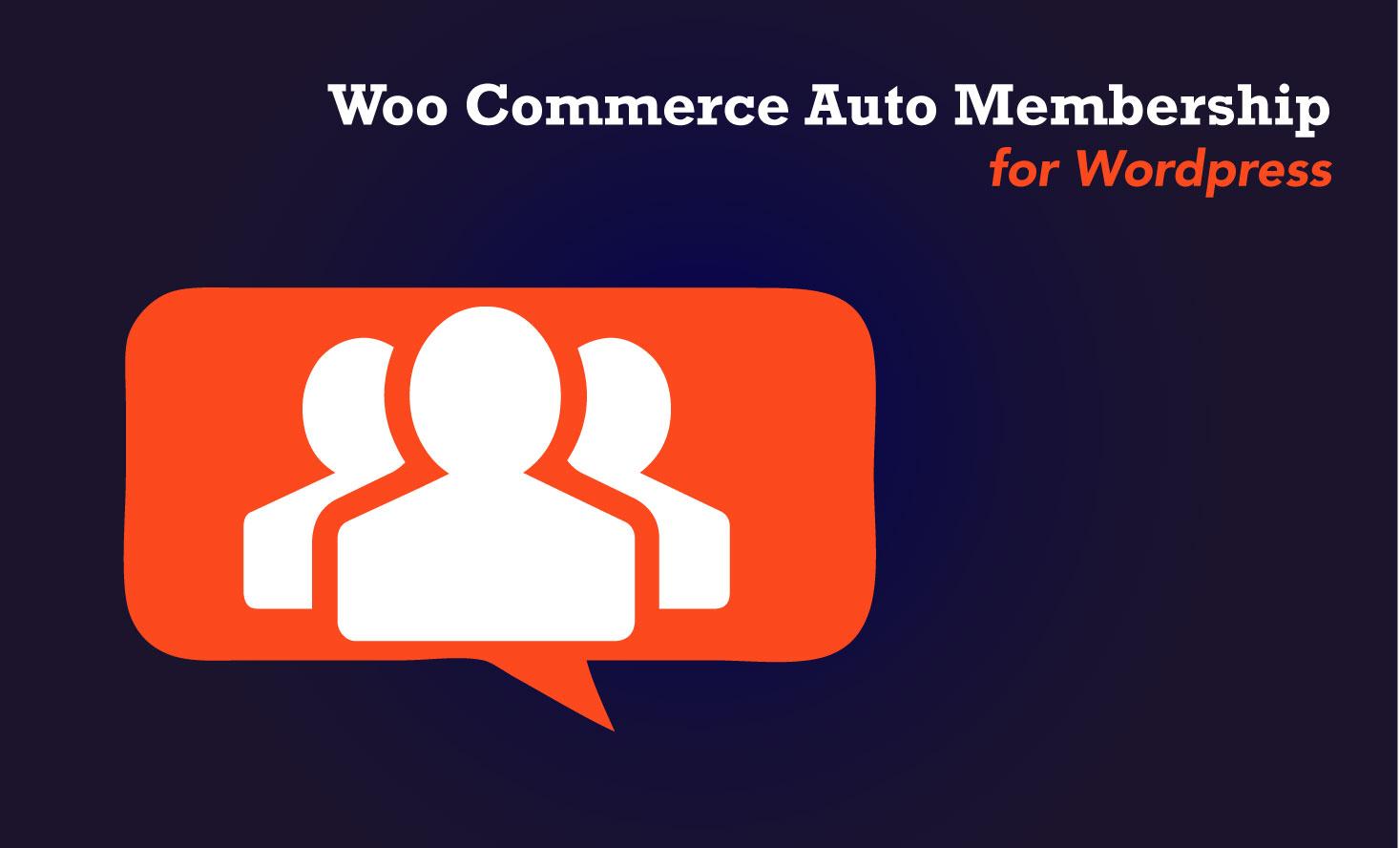 WooCommerce Auto-Membership For WordPress | Uncommon Plugins